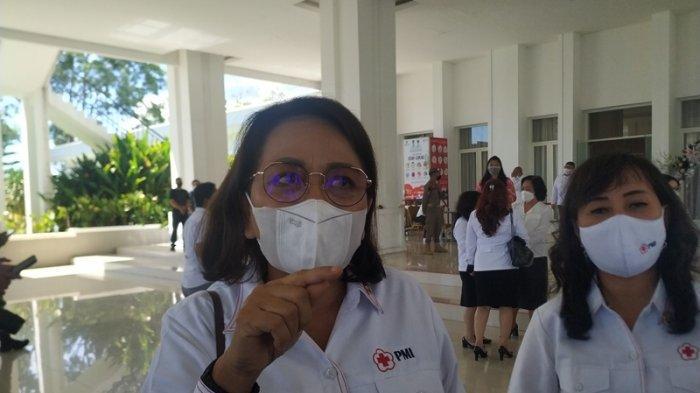 Annie Dondokambey Dilantik Jabat Ketua PMI Sulut, Penuhi Kebutuhan 3.000 Kantong Darah