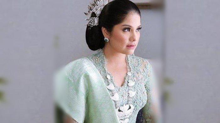 Pakai Kebaya Saat Ucapkan Selamat, Menantu SBY Annisa Pohan Justru Didoakan Jadi Calon Ibu Presiden