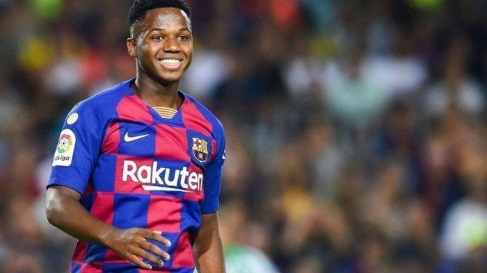 Asa Inter Terbunuh dengan Gol Susah Bocah Ajaib Barcelona