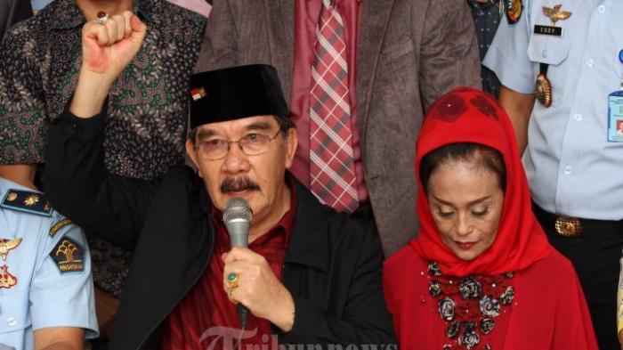 Tiga Pimpinan KPK Lawan Presiden Jokowi, Antasari Azhar: Harusnya Agus, Syarif, Saut tak Menggugat