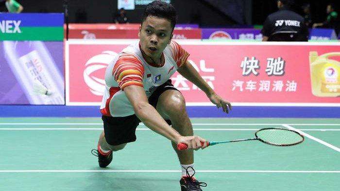 Hasil All England Open 2020: Anthony Ginting dan Tommy Sugiarto Tersingkir, Jonathan Christie?