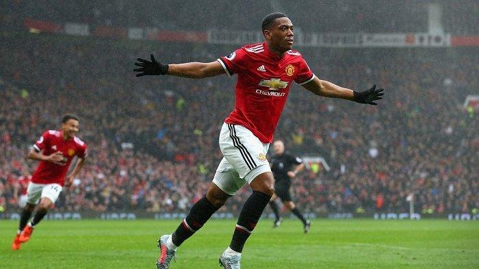 Man United vs Bruges: Lanjutkan Martial!