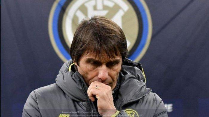 Pelatih Inter Milan Antonio Conte