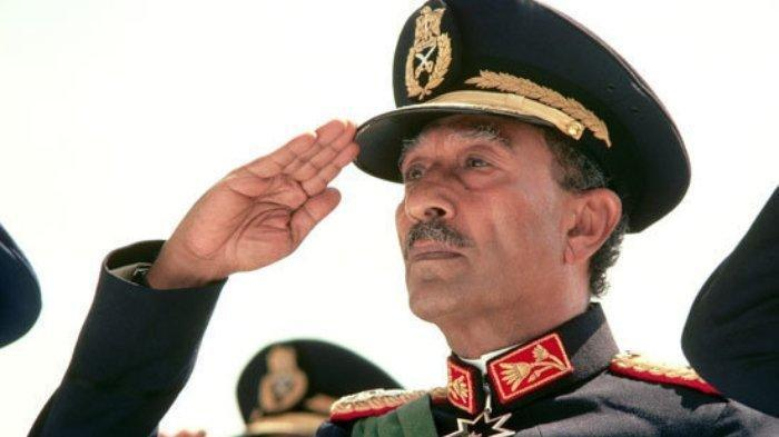 Kesaksian Jihan Sadat, saat Presiden Mesir Ditembak Tentaranya Sendiri Usai Berdamai dengan Israel