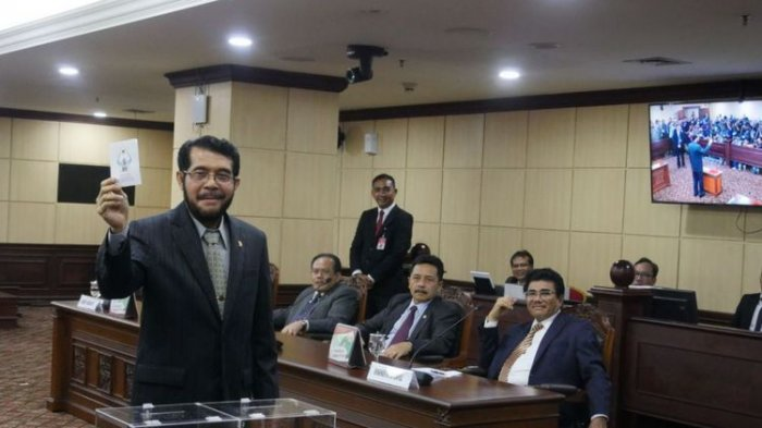 Inilah Sosok Anwar Usman yang Jadi Ketua Mahkamah Konstitusi
