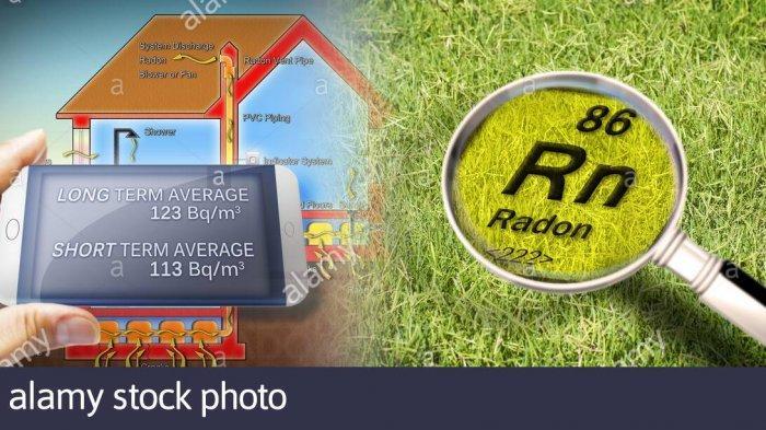 Apa Itu Gas Radon? Disebut bisa Deteksi dan Prediksi Akan Terjadi Gempa, Berikut Bahayanya