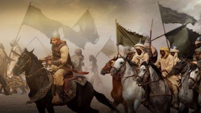 Apa Itu Hari Raya Idul Fitri, Pertama Kali Dirayakan Umat Islam Selepas Perang Badar, Simak Kisahnya