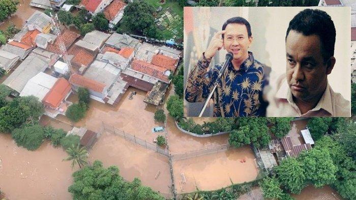 Viral Video Ahok Singgung Anies Soal Banjir Jakarta, Kalimat Menohok: Gubernur Sekarang Lebih Pinter