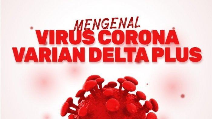Virus Corona Varian Delta Plus Masuk Indonesia, Ditemukan di Dua Daerah, Ini Gejala Menonjolnya