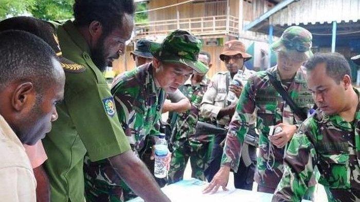 Aparat TNI/Polri Buru Pelaku KKB Papua yang Bunuh 3 Warga di Intan Jaya hingga 2 Staf PUPR Dipanah