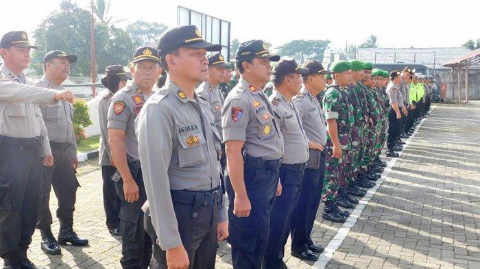 Pengamanan Pengucapan Syukur, TNI Polri Siapkan Pasukan, Ini Jumlahnya