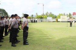 231 Personil Polisi Jaga TPS dan 93 Personil Gabungan Jaga Keamanan Pemilu 2019