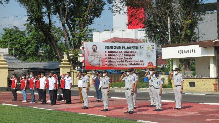 Jasa Raharja Sulut 'FullSupport' Operasi Ketupat Samrat 2021