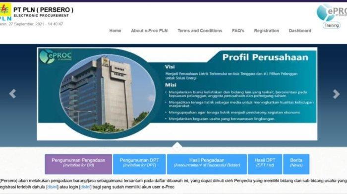 Pengadaan Barang dan Jasa di PT PLN (Persero) Mengacu pada Peraturan Menteri BUMN dan Direksi
