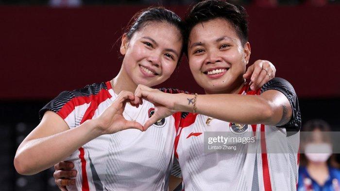 UPDATE Perolehan Medali Olimpiade Tokyo 2020 Selasa 2 Agustus: Indonesia Naik 21 Peringkat