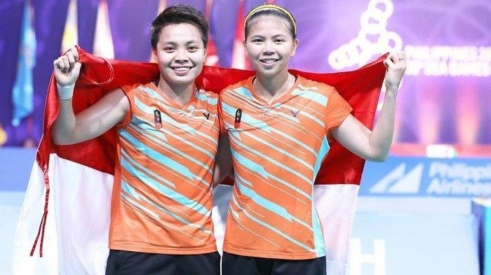 Sosok Greysia Polii/Apriyani Rahayu, Duo Srikandi Indonesia Raih Medali Emas di Olimpiade Tokyo 2020