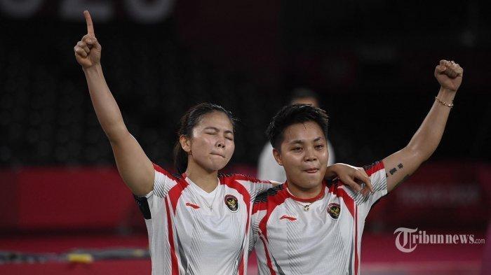 UPDATE Perolehan Medali Olimpiade Tokyo 2020: China Dipuncak, Indonesia Terbaik se-Negara ASEAN