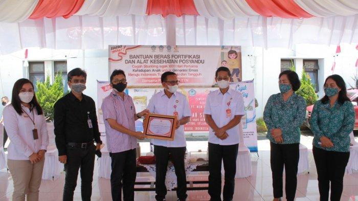 Archi Indonesia Dukung Program 1000 HPK dan Stunting di Kota Bitung