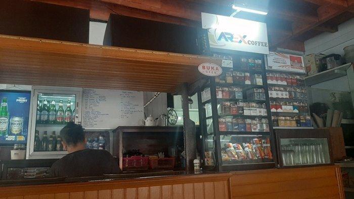 Wisata Kuliner Tomohon, Enaknya Biapong Khas Arex Coffee