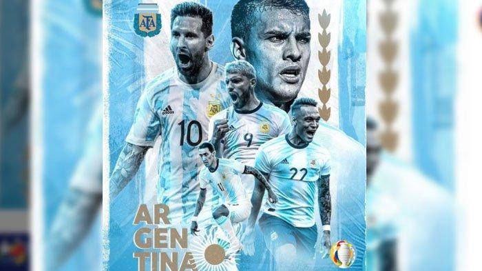 Copa America 2021: Argentina vs Uruguay, Kutu dan Sang Penembak