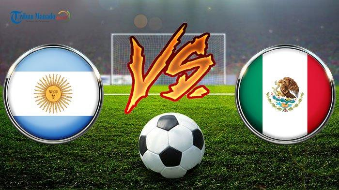 Prediksi Laga Persahabatan Argentina vs Meksiko 21 November 2018