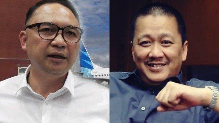 Irfan Setiaputra Resmi Ditunjuk Erick Thohir Jadi Dirut Garuda Indonesia Gantikan Ari Askhara