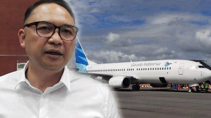 Ari Askhara, mantan Direktur Utama Garuda Indonesia akan divonis Senin 14 Juni 2021 terkait kasus penyelundupan Moge dan sepeda Brompton