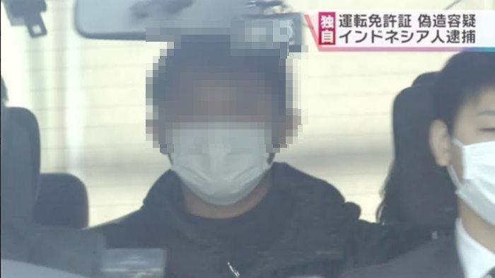 Ari Wibowo Ditangkap di Jepang, WNI yang Jadi Komplotan China Bikin Pemalsuan Berkas Penting Jepang