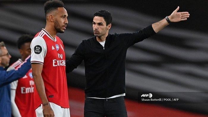 Hasil Babak Pertama Liga Eropa Arsenal vs Slavia Praha, Arteta Merotasi Pemain, Skor Masih 0-0