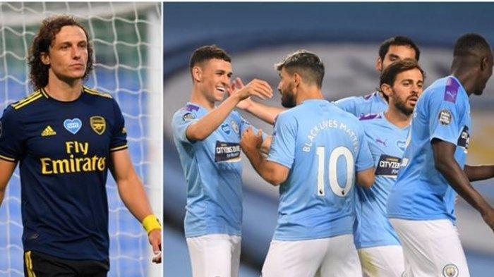 SEDANG BERLANGSUNG Live Streaming Arsenal vs Manchester City, Akses Link di Sini