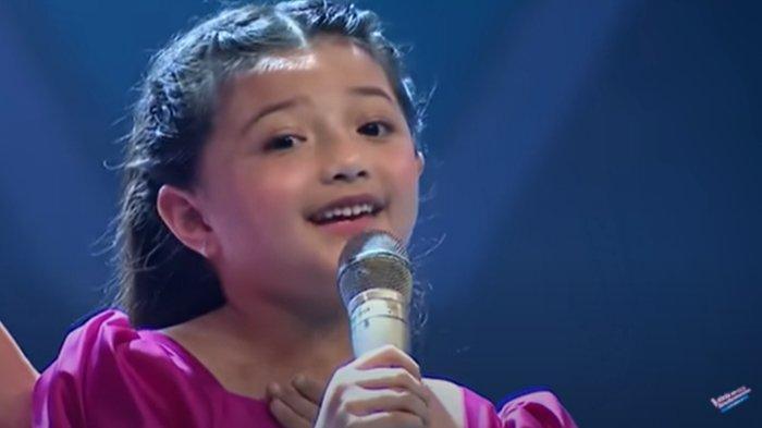 Arsy Hermansyah Memukau Juri The Voice Kids Indonesia, Isyana Sarasvati: Lagu Ini Susah Banget Loh