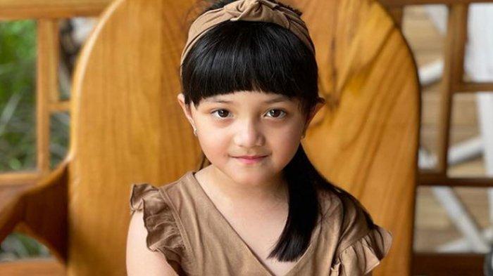Arsy Hermansyah, Putri Sulung Ashanty dan Anang Sudah Jago Nyanyi dan Akting Diusia 6 Tahun