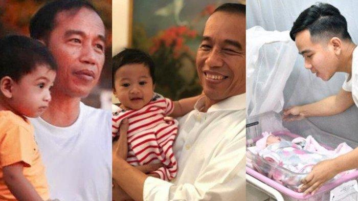 Arti Nama 3 Cucu Jokowi, Jan Ethes Srinarendra, Sedah Mirah, dan La Lembah Manah