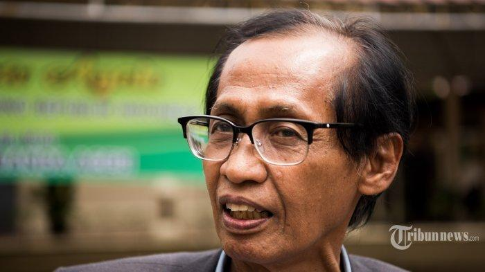 SOSOK Artidjo Alkostar, Anggota Dewan Pengawas KPK, Mantan Hakim Agung yang Ditakuti Koruptor