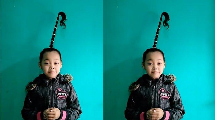 Potret Misca Mancung, Sudah Usia 12 Tahun Wajahnya Makin Cantik, Kini Jadi Juragan Parfum