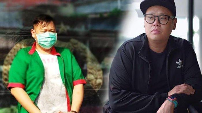 Kondisinya Terlihat Lebih Gemuk, Reza Bukan Mengaku Siap Ikuti Sidang Perdana Kasus Narkoba