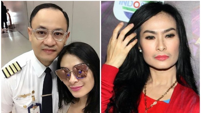 Gaji Satrio Dewandono, Suami Iis Dahlia Pilot Garuda Terbangkan Harley Selundupan, Kalahkan Jokowi?