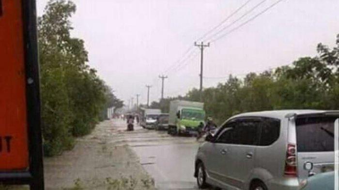 Curah Hujan Tinggi 300 Rumah di Bolmut Terendam Air