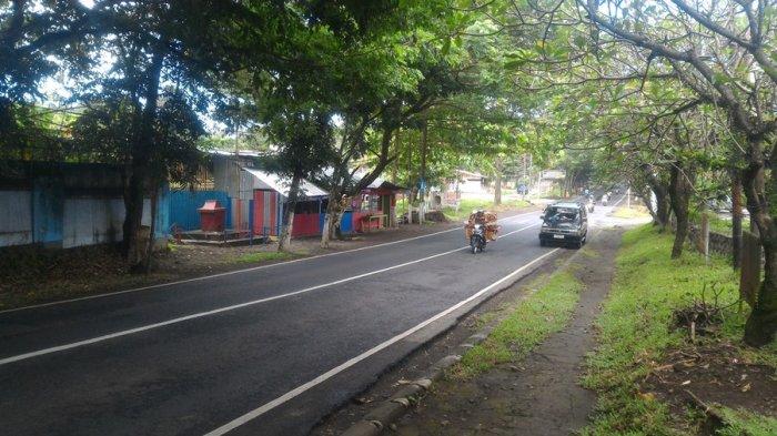 Traffic Update - Arus Lalu Lintas Terkini di Depan MIS, Waspada Ada Gundukan