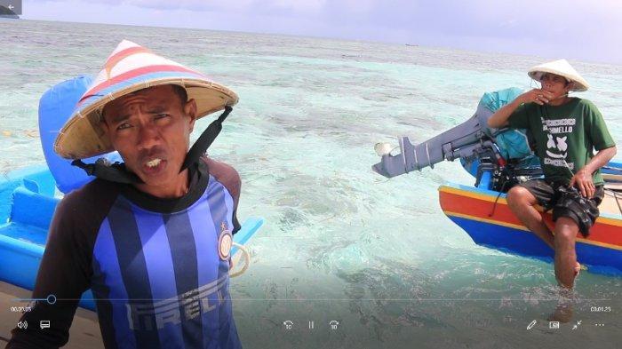 Beralih Profesi Sebagai Petani Rumput Laut, Arwin Harap Pariwisata Kembali Pulih