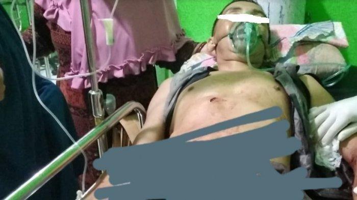 Asdar Tewas Ditikam Anwar Bin Kadir Tetangganya Sendiri Gara-gara BLT