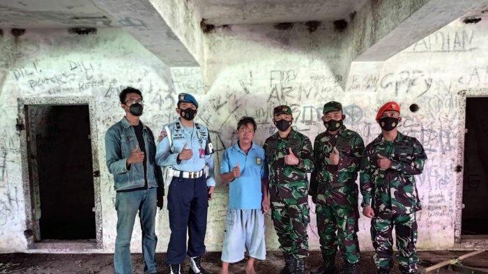 Komandan Lanud Sam Ratulangi Manado, Marsma TNI M Satriyo Utomo meninjau aset TNI AU di Kalawiran dan Tasuka, Minahasa, Senin (05/04/2021).