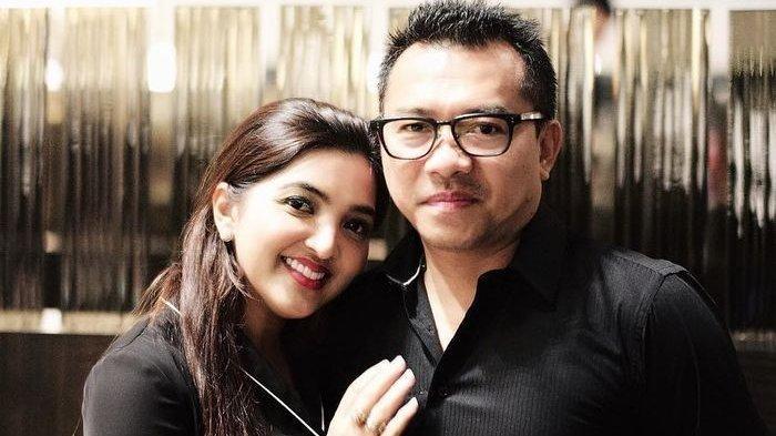 Ashanty dan Anang Hermansyah.