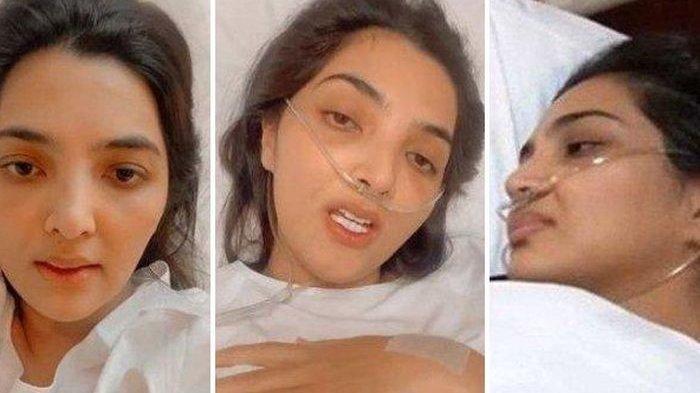 Ashanty Muntah-muntah Telan Cairan Desinfektan, Dikira Obat Kumur Sampai Adik Aurel Merinding