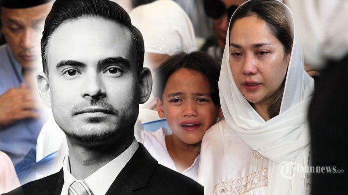 BCL Berharap Doa untuk 40 Hari Meninggalnya Ashraf Sinclair: Akan Sangat Berarti Bagi Kami