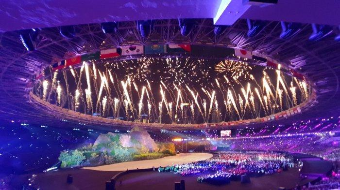 Simak 5 Fakta Indonesia di Asian Games 2018