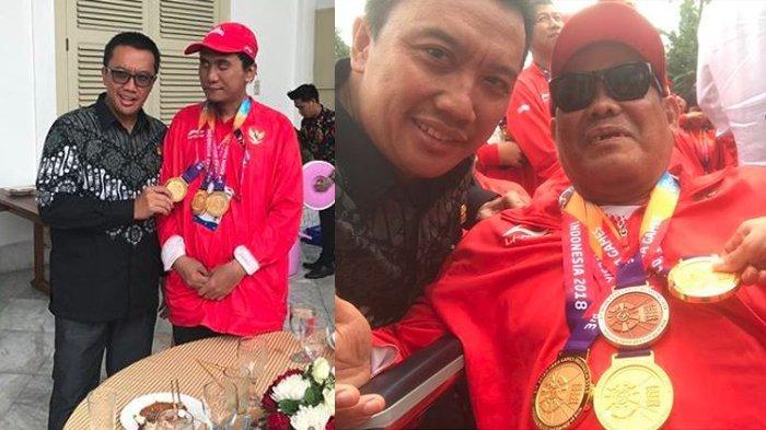 Klasemen Perolehan Medali Asian Para Games 2018 - Raih 37 Emas,Ini Peringkat Indonesia