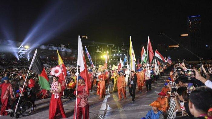 3 Hal Menarik dari Asian Para Games 2018