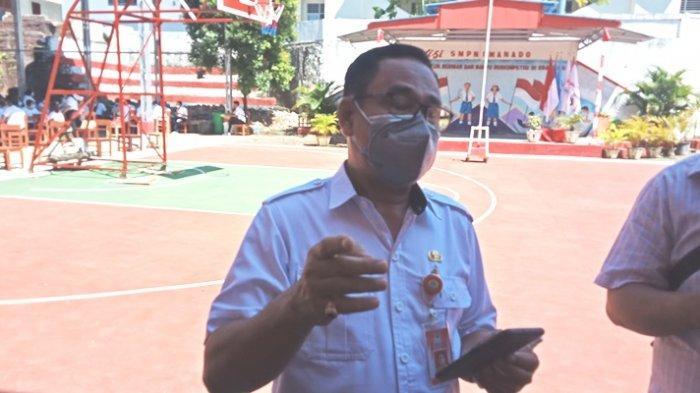 Heri Saptono: Total 131 Reaktif Covid 19 Ikuti Tes Ketua Lingkungan di Manado
