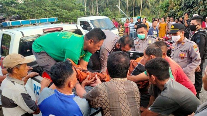 Identitas Wanita Korban Kecelakaan Maut di Muntoi Kabupaten Bоlmоng Tadi Sore, Asalnya dari Minsel